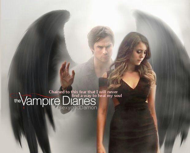 Damon and Elena Season 6