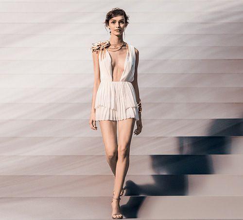 Publicité Olympéa - Parfum Paco Rabanne 2015