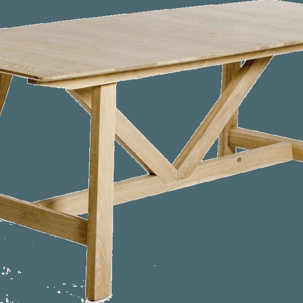 Table extensible Buondi par E.Gallina