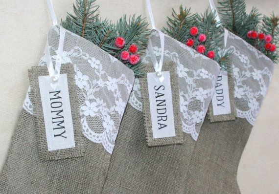 Hey, I found this really awesome Etsy listing at https://www.etsy.com/listing/207599682/personalized-burlap-christmas-stocking