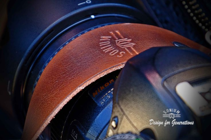 """SONIUM LEATHER"" Great Brand. Great products. Beautiful vegetable tanned leather."