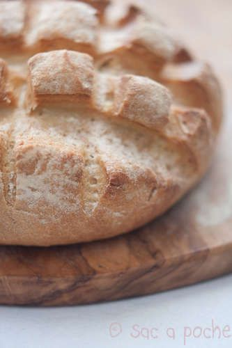 Sac à poche: Tartarughe di pane bianco