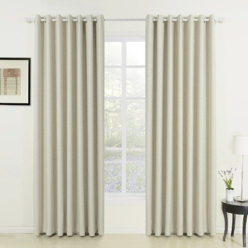 17 best ideas about Thermal Drapes on Pinterest | Window curtains ...