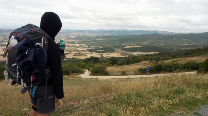 Lungo la Navarra, la prima parte del Cammino di Santiago: un itinerario a piedi che va oltre l'idea stessa di viaggio. (Parte 1)