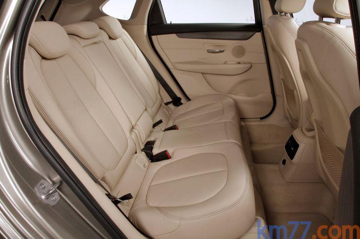 BMW Serie 2 Active Tourer 218d Luxury Monovolumen Interior Asientos 5 puertas