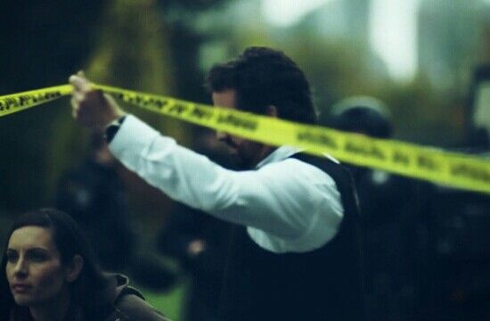 FBI Agent Josh at a crime scene.  One where Devi was attacked.  He suspects,  but there is never any evidence to link her.  But that won't stop him from getting to the truth