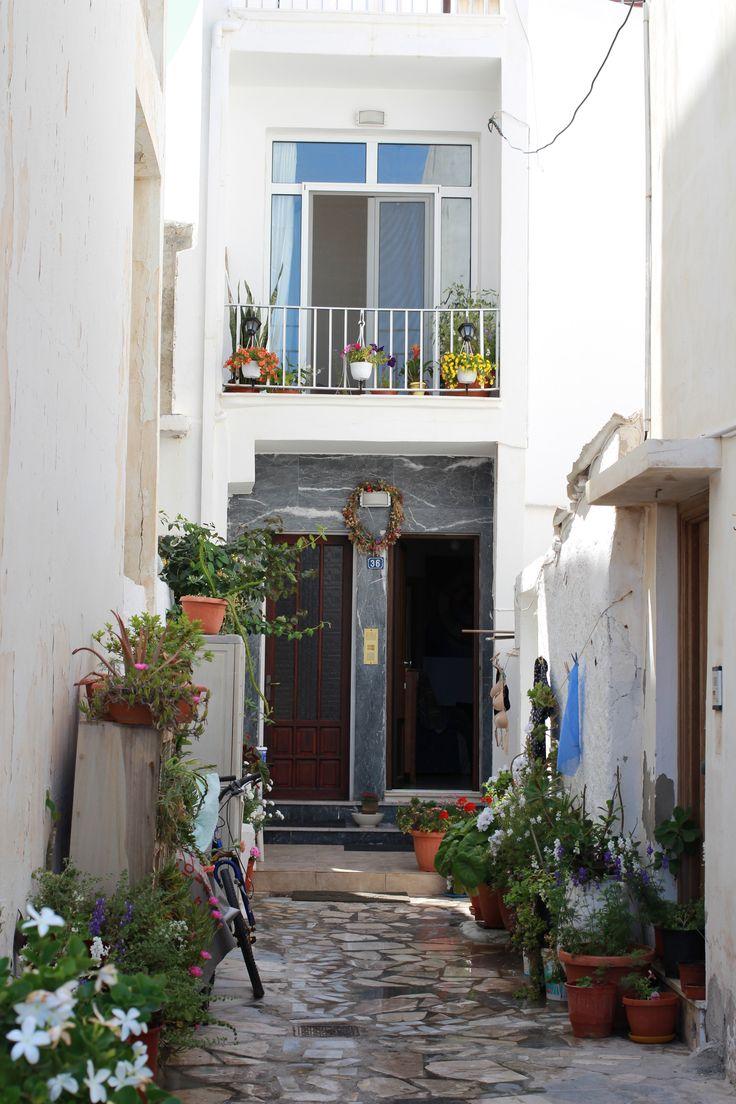 my house on Crete.