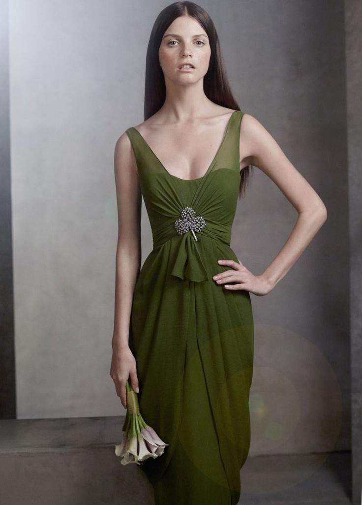 Bridesmaid Dress - Vera Wang for David's Bridal Style VW360027