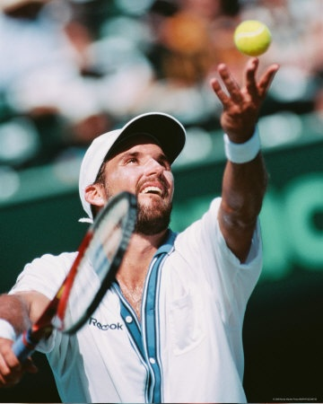 Pat Rafter- could watch him play all day