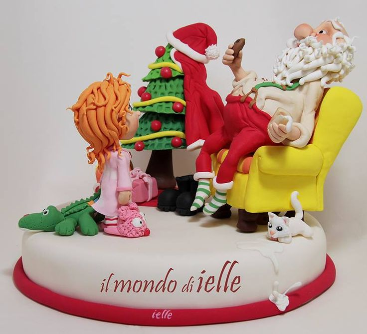 Images For Xmas Cakes