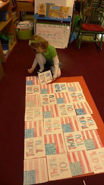 Veterans Day - Classroom, teacher, school http://www.operationwearehere.com/veteransday.html