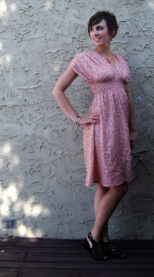 Grecian Dress Free Pattern and Instructions This wonderfull and easy to follow intructions!