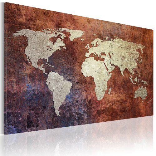 21 besten Weltkarte Bilder auf Pinterest | Weltkarte, Kunstdruck ...