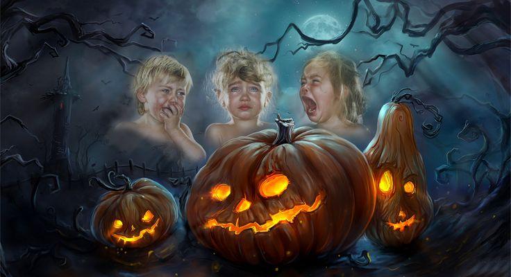 The Deception of Halloween   El Engaño de Halloween