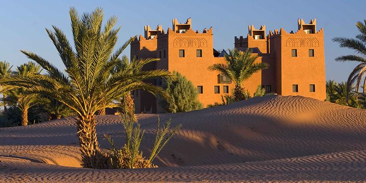 Morocco desert safari - 4 days trip from Marrakech to M'hamid