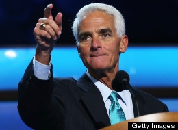 Looks like some GOPers are FINALLY pushing back against the sharp move to the right their party is making!    Photo is from the HuffPost article: Charlie Crist: Rick Scott's Refusal To Extend Florida Early Voting Is 'Indefensible'