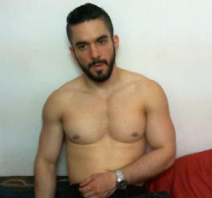 Gay muscle webcam