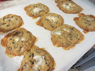 Runyon's Buns: S'mores Cookies
