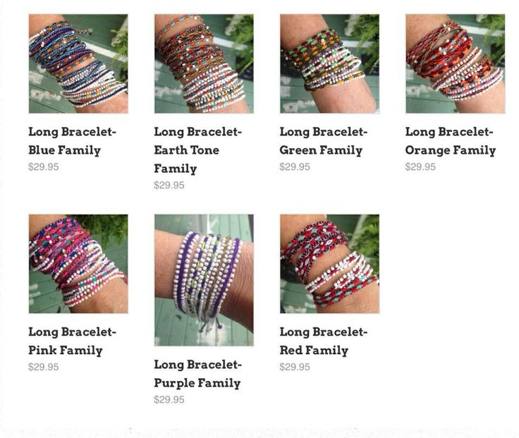 Long Bracelets from #one1earth, ethically hand made in #Peru, www.one1earth.com, www.facebook.com/oneearthbyjessicatorres