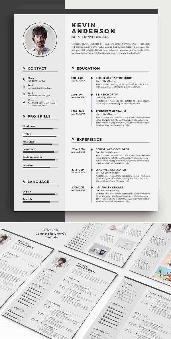 30 Best Word Resume Templates Design Graphic Design Junction Graphic Design Resume Resume Design Creative Resume Design Template