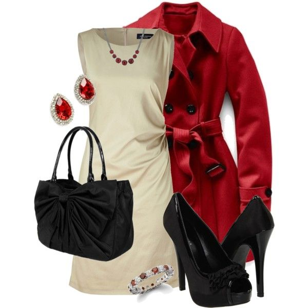 Ruby Romance, created by alttra on Polyvore