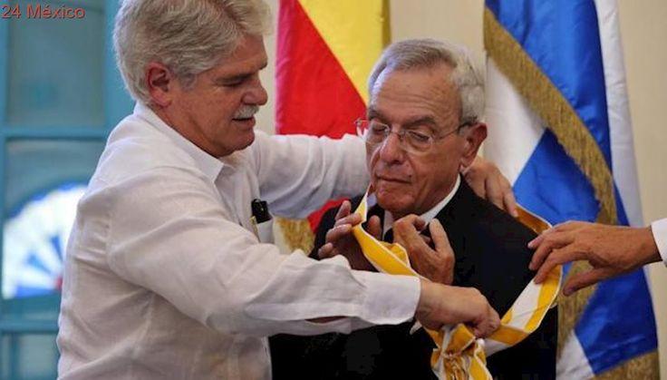 Historiador de La Habana recibe Orden de Isabel la Católica