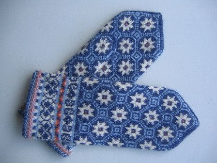 Ravelry: Graph 73 - District of Kurzeme pattern by Lizbeth Upitis--by LilleMy Flickr