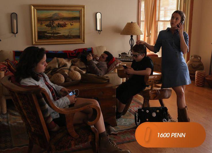 O presidente Dale Gilchrist decide viajar com sua família para sua fazenda e limpar a cabeça.   1600 Penn - Domingos, 10h  #EuCurtoFOX Confira conteúdo exclusivo no www.foxplay.com