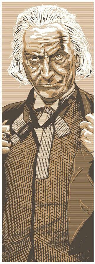 DOCTOR 1 - William Hartnell