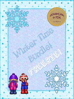 Welcome to my Winter Time Bundle Freebie!Included in this freebie are my Winter Time Clothespin Cards. Please take a moment after downloading to rate this product. I would love some feedback. Enjoy!How to play:Students count the objects on the card and mark the corresponding number with a clothespin.**********Go to my TPT Store for the complete package which includes:Number cards for Matching games:Numbers (1-20)Tally marks (1-20)Ten frames (1-20)English words (1-20)French words…