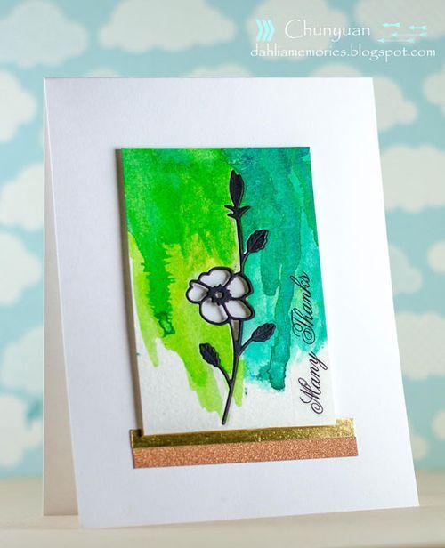 Image result for poppy stamp wild rose bud
