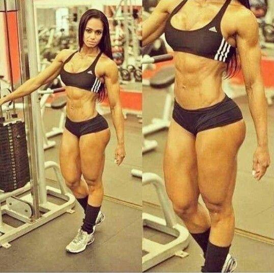 Fitness models female fuck