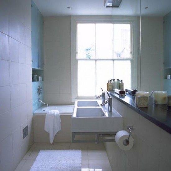 Best Bathroom Ideas Images On Pinterest Bathroom Ideas Room - Narrow bath mat for bathroom decorating ideas
