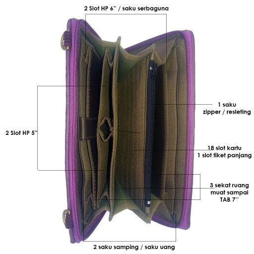 Inside NAMIAN LEGACY SERIES