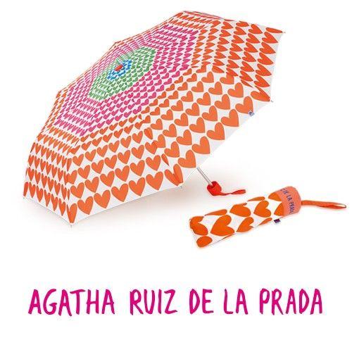 Paraguas Telsy      -Agatha Ruiz De La Prada-