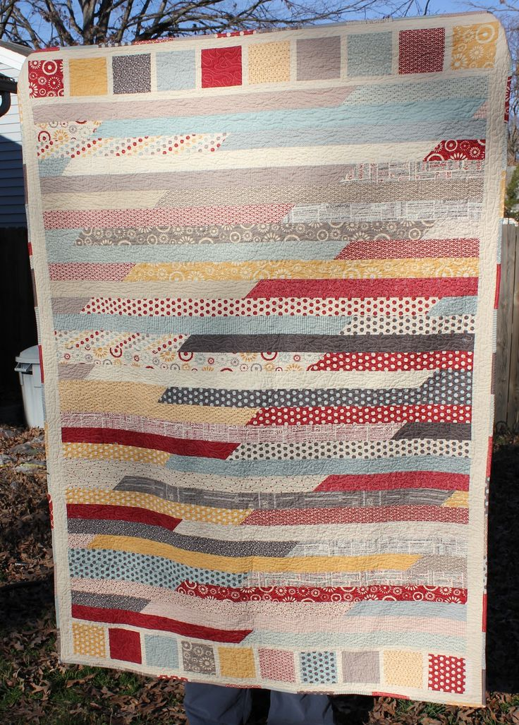 160 best QUILTS - Jelly Roll 1600 images on Pinterest | Jelly ... : 1600 quilts - Adamdwight.com