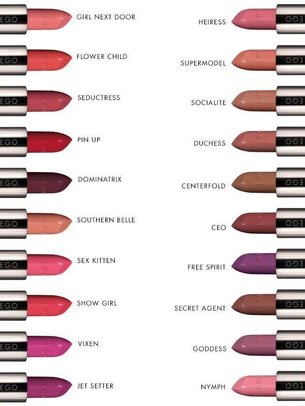 LORAC Alter EGO Lipstick - LORAC Lipstick - LORAC Makeup