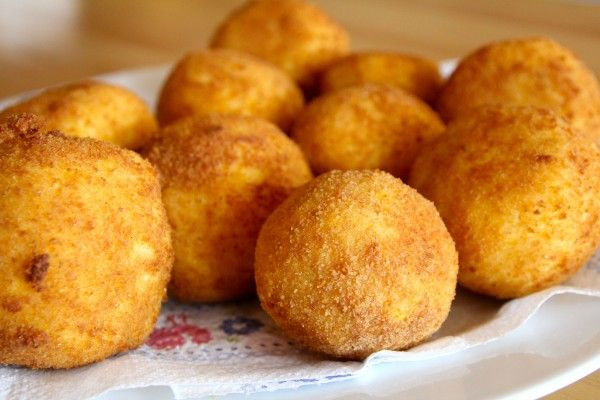 arancini Di Riso | Food and Recipes | Pinterest