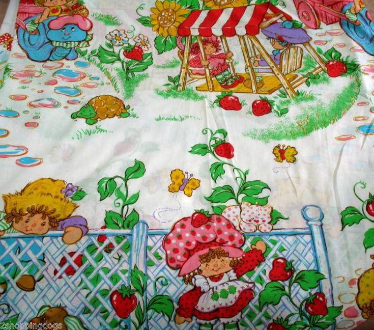 Strawberry Shortcake Bedroom Decor: 188 Best 80's/90's Childhood Room Images On Pinterest