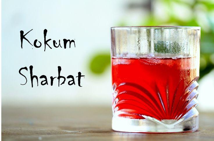 kokum sharbat