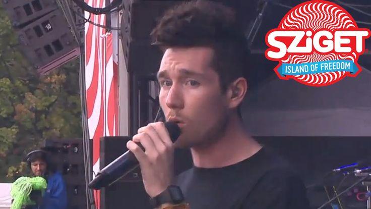 Bastille Live @ Sziget 2014 [Full Concert]