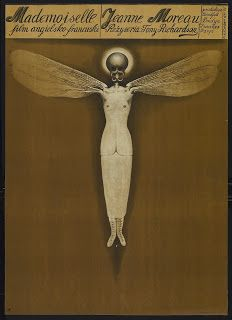 Mademoiselle, 1966 Polish Title: Mademoiselle Author: Franciszek Starowieyski, 1970