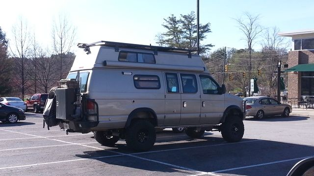 Adventure Camper with Aluminess gear | Sportsmobiles with ...