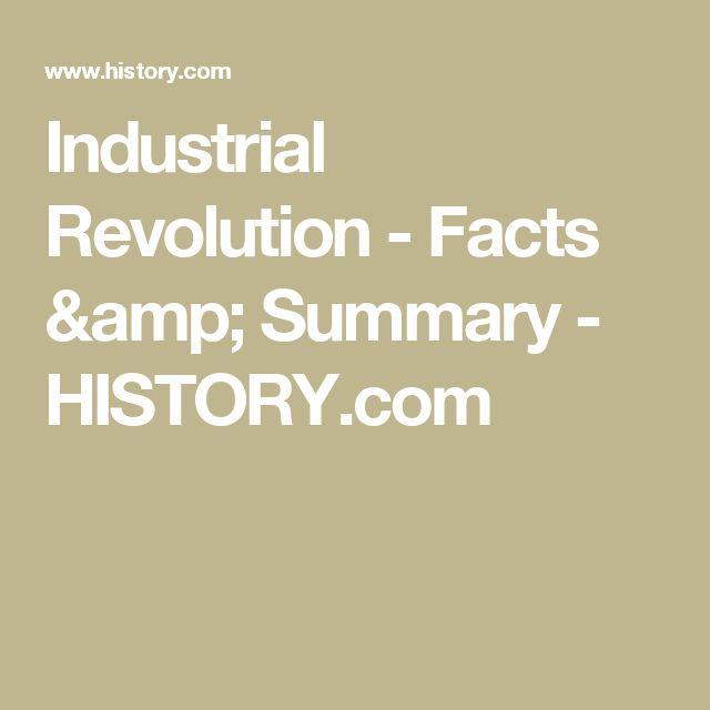 an introduction to the history of industrial revolution Introduction | wages and hours | treatment | movements to regulate child labor   when the industrial revolution first came to britain and the us, there was a  high  among these figures was jane addams, founder of the hull house.