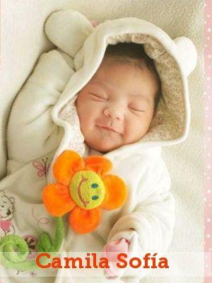 55 veces que Sofía suena lindo como segundo nombre | Blog de BabyCenter