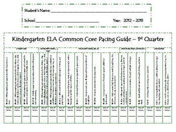 28 best standards images on pinterest kindergarten common core rh pinterest com For Kindergarten Common Core Ela Pacing Guide For Kindergarten Common Core Ela Pacing Guide