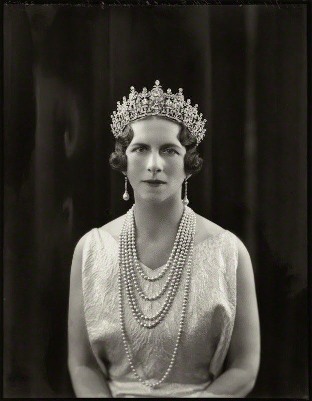 Princess Helen of Greece and Denmark, later Queen Mother of Romania, mother of King Michael.