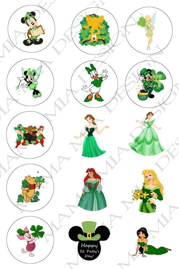 17 best images about disney st patrick 39 s day on pinterest - Disney st patricks day images ...