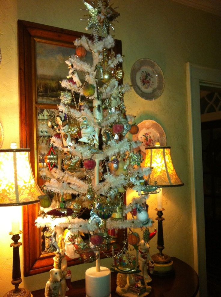 1000  images about antique christmas trees on pinterest