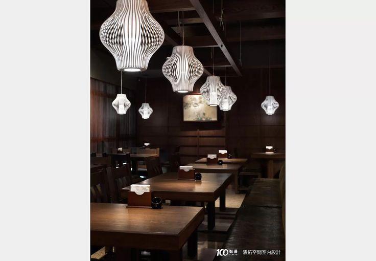 一期一會_日式禪風設計個案—100裝潢網